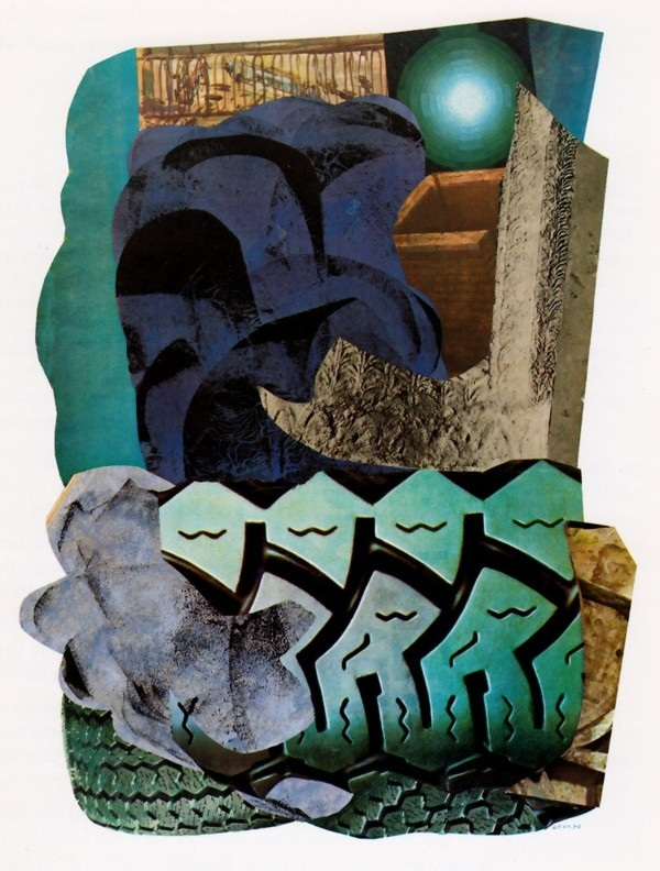 Collage Ernste Weihnacht